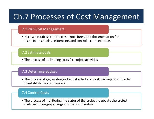baseline management plan