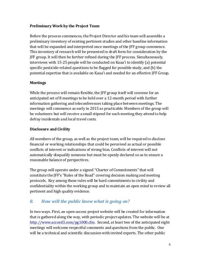 Project description gm and pesticides