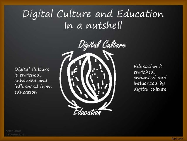 Education culture