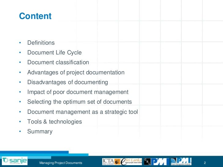 project document 9 essential project documents (with templates)  it's your mandate to run the project and it's the document that turns the project from an idea into an actual.