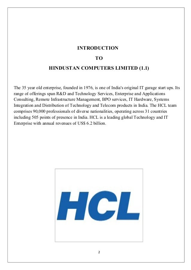 hcl technologies limited bpo services training and employee development Hcl technologies ltd: first batch of scholars undergoing training to join hcl nagpur hcl technologies bpo, it services management and hcl's.