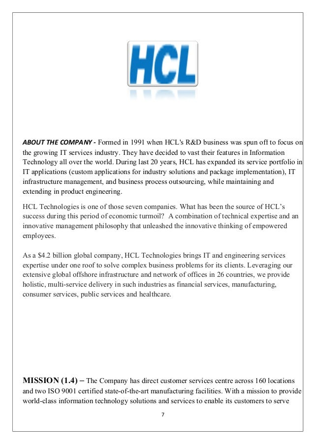 hcl marketing stratergies View lab report - marketing strategies-hcl from management 12 at guru gobind singh indraprastha university chapter-i it hardware industry: an introduction the indian it industry is, undoubtedly, a.