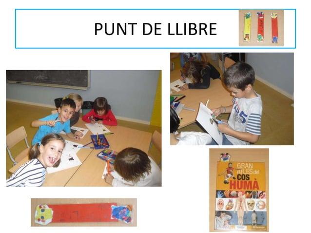 PUNT DE LLIBRE