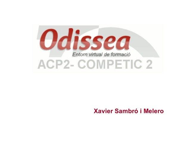 Xavier Sambró i Melero