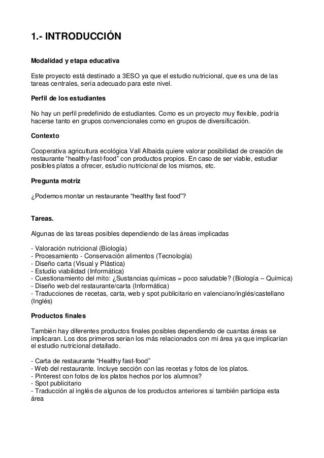 Proyecto Healthy Fast Food Slide 3