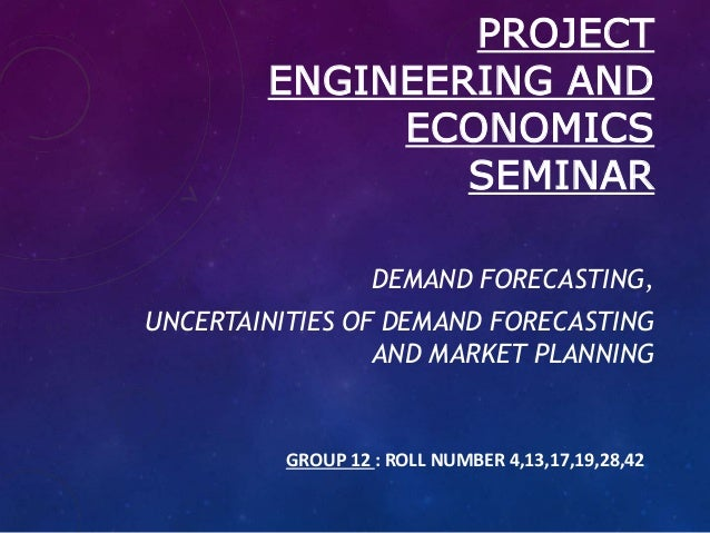 project engineering economics Engineering economy why is engineering economics important • engineers , architects design things and perform projects 4.