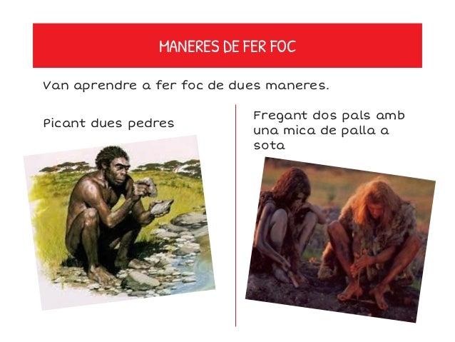 Com eren les cases? Els primers homes prehistòrics vivien a la Sabana d'Àfrica,dormien en tendes fetes de pells, vivien en...