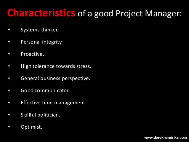qualities of good politician