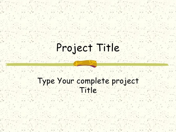 Project Review Ppt Template - Project review template ppt