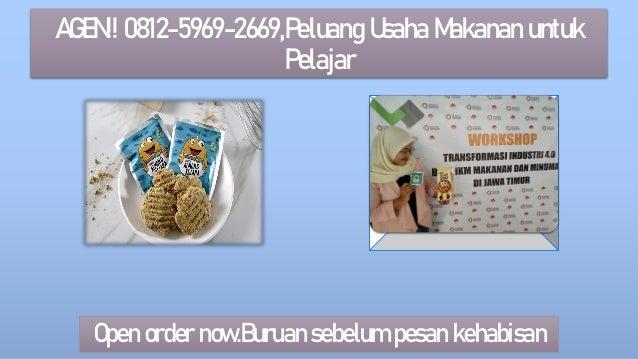 PRODUSEN!! 0812-5969-2669,Peluang Usaha Makanan untuk Anak ...