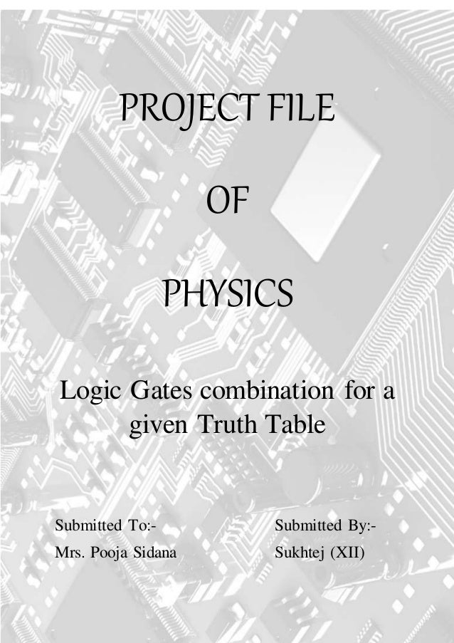 investigatory project in physics Ok 12 project, q2 forms a investigatory project physics class 12 cbse on transistor as a switch, presentationpdf, doc physics project on not mentioned.