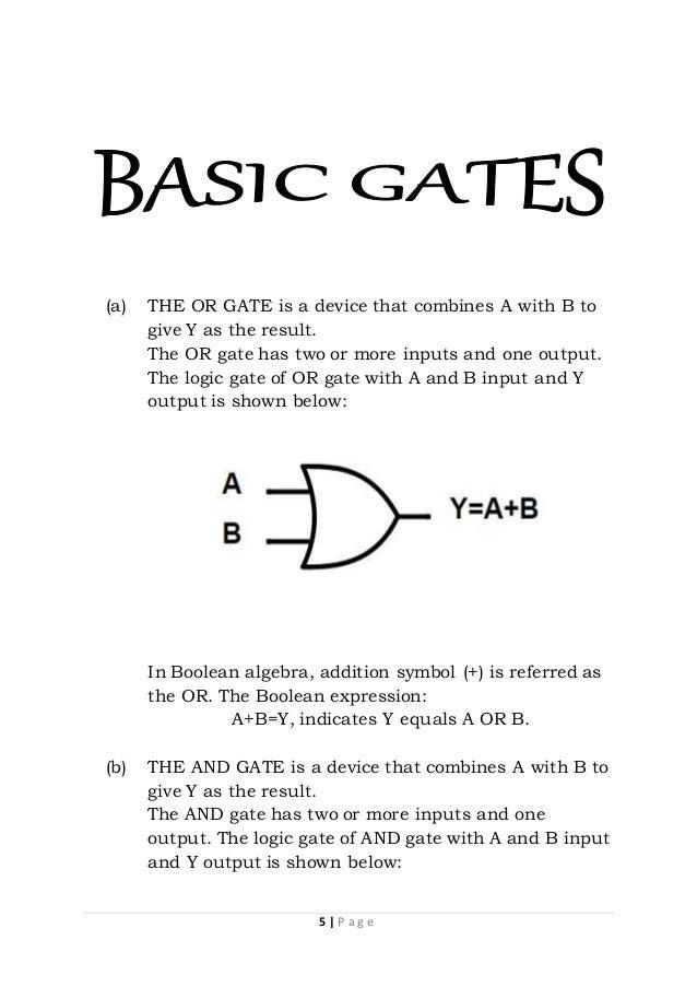Exelent Online Logic Gates Adornment - Electrical Chart Ideas ...