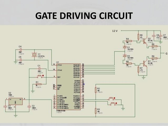 Gate Driving Circuit 34 12 V G: Three Phase Dc Motor Wiring Schematic At Executivepassage.co