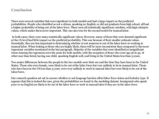 sample short essay format