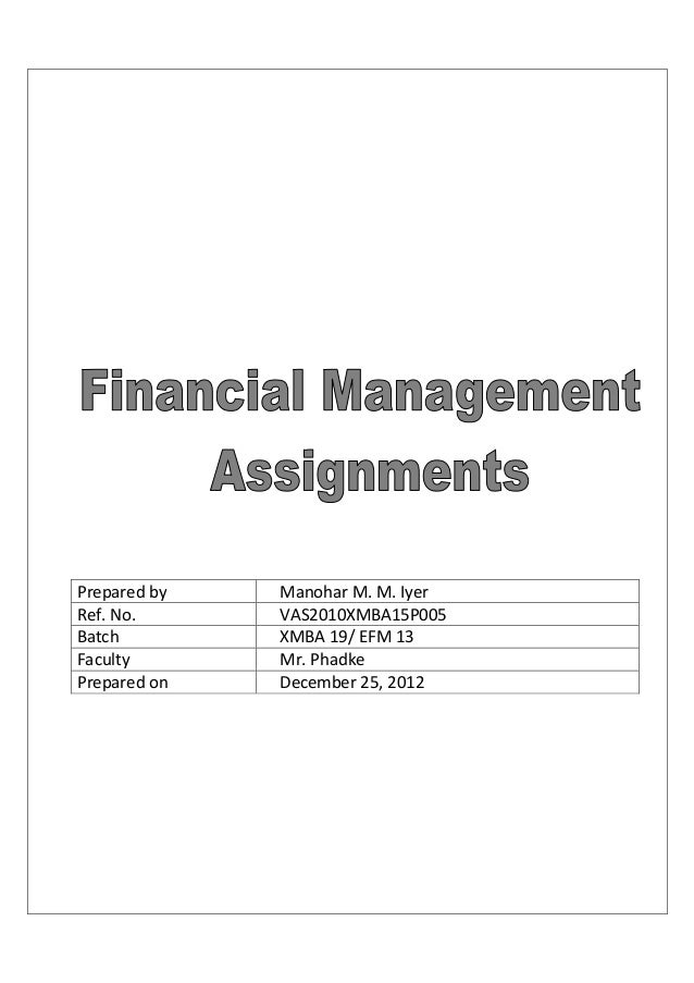 project finance assignment To assignment reflects a consensus of the project finance and development   counterparty to the collateral assignment of the contract described therein and.