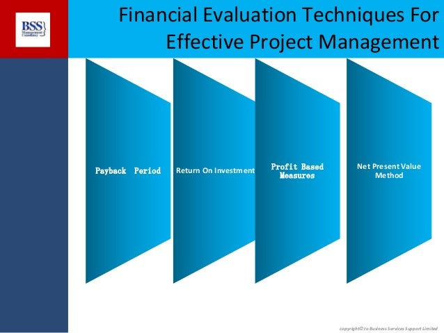 financial appraisal techniques Influence of investment appraisal techniques on of investment appraisal techniques on financial influence of investment appraisal techniques on.