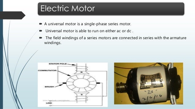 Real time monitoring control of electric drive a for Electric motor timer control