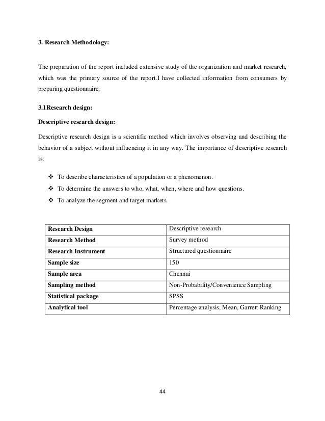 Report on consumer behavior of soft drinks essay