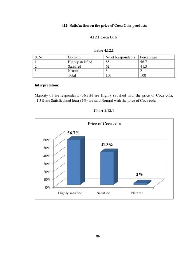 consumer preference on soft drinks Association on customer preference: a study on branded carbonated soft  drinks  brand associations help consumers to process, organize, and retrieve.