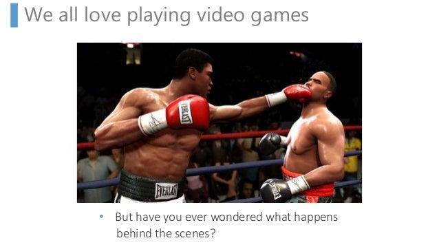 Artificial Intelligence in games Slide 3
