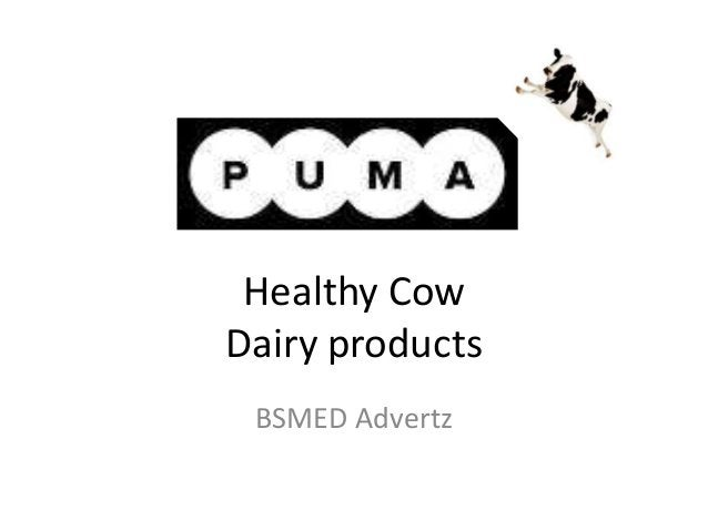 Healthy CowDairy products BSMED Advertz