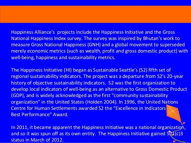 4 lessons from Bhutan on the pursuit of happiness above GDP