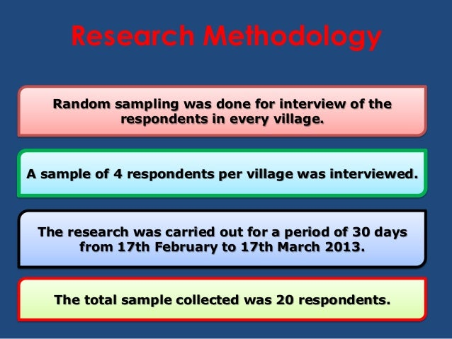 rural marketing research methodology of hul Synopsis for final year project pgdm 2011 – 2013 (1) name of the student : sudhir kumar (2) registration no : 1101029 (3) title of the project: rural marketing of.