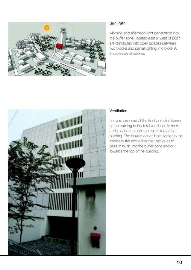 Building penetration project