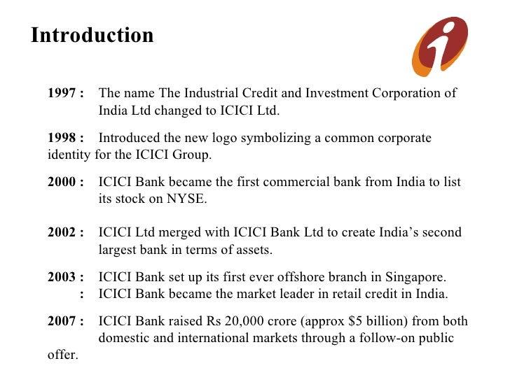 Brand management ICICI Bank