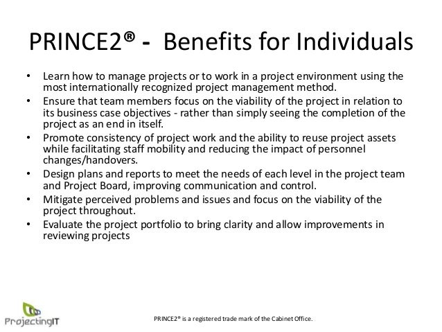PRINCE2 Foundation & Practitioner Course