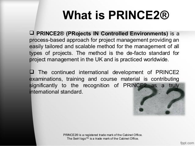 What is the roadmap to Prince2 certification
