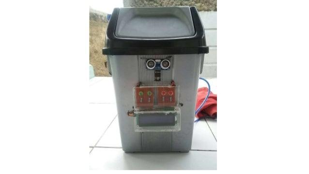 Smart Garbage Monitoring System Using Iot Screenshot 7