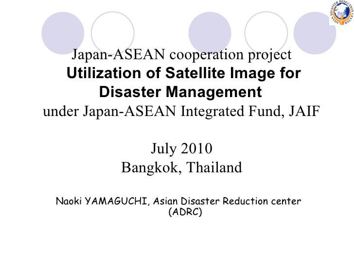 ADRC Activities & Project introduction
