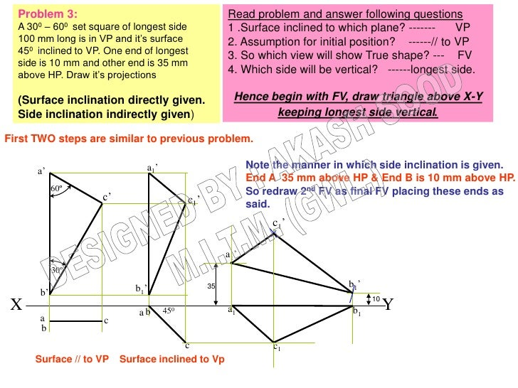 Problem 3:                                          Read problem and answer following questions  A  300 –  600            ...