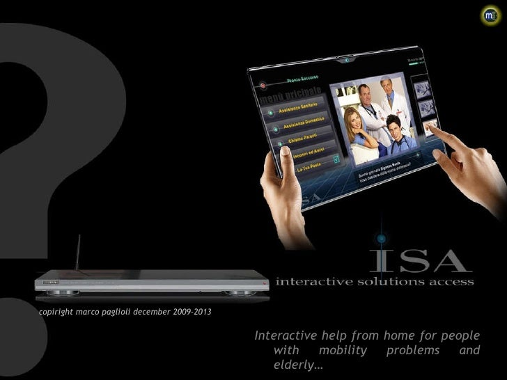 ISA Interactive System Access