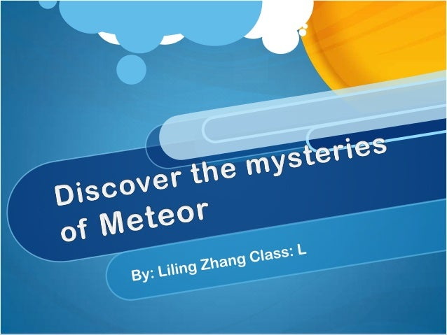 What is Meteor?