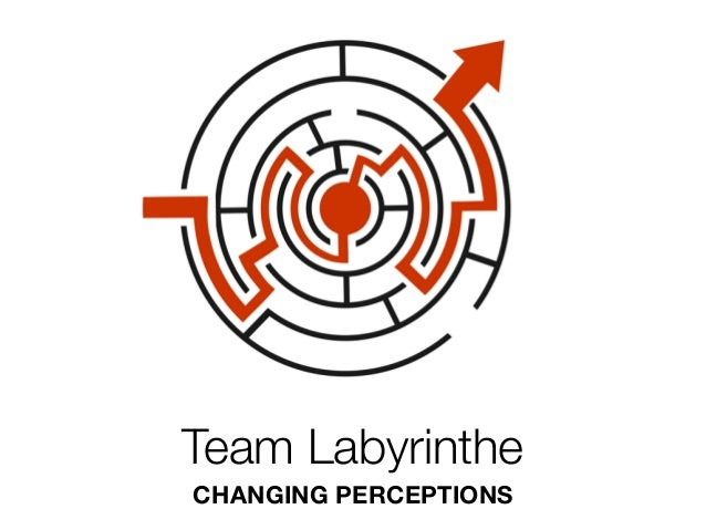 Team Labyrinthe CHANGING PERCEPTIONS