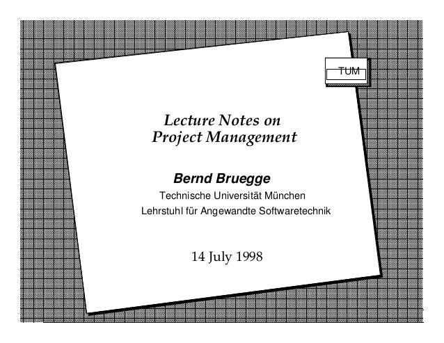 v    8 September 1994                                                                        TUM                   Lecture...