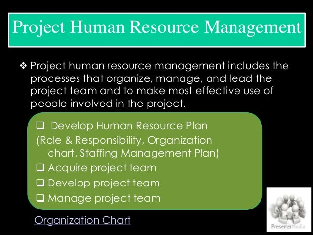 project management presentation powerpoint