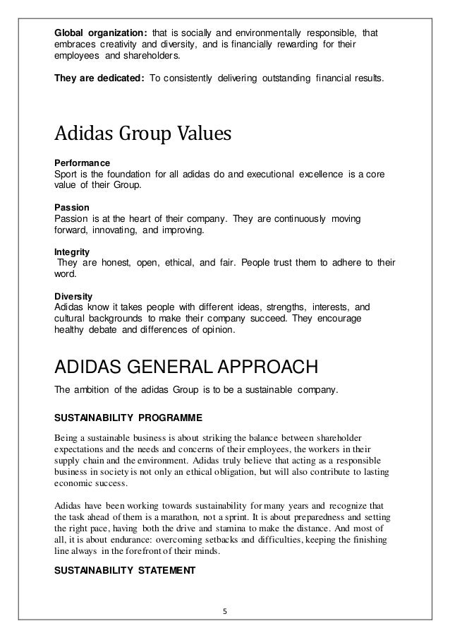 template free printables sustainability policy template adidas ethics policy adidas ethical practices syracusehousing org