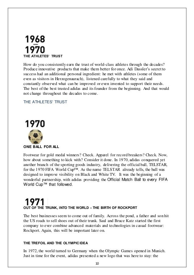 rockport shoes with adidas technology development timeline power