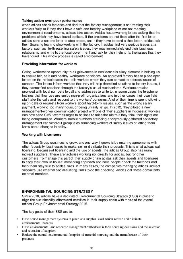 management adidas project Discuss adidas project report within the marketing management (rm, im) forums, marketing project on adidas part of the resolve your query-get help and discuss projects category please find attached a marketing project report on adidas advertisements.