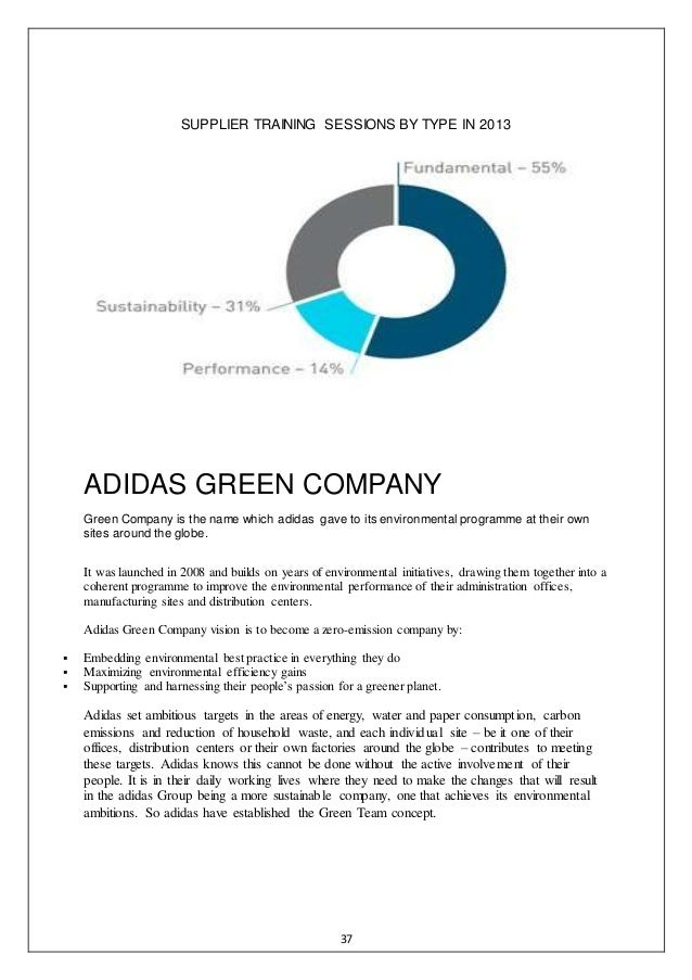 adidas key stakeholders View frank thomas ' profile on  corporate communication team and key stakeholders  digital key-initiatives when the adidas group's corporate.