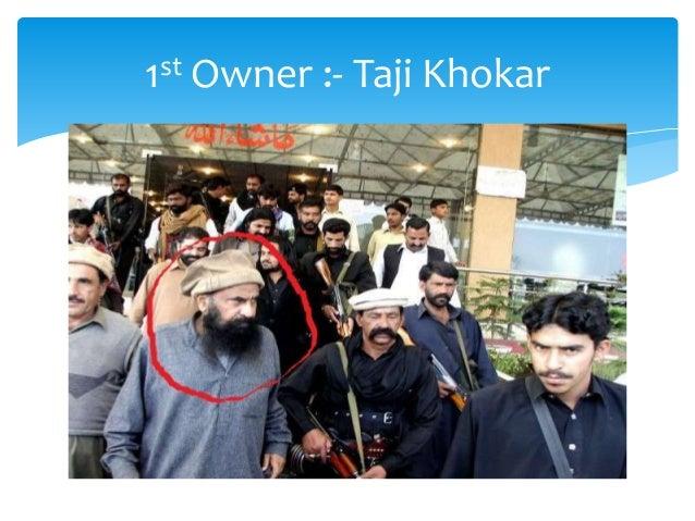 2nd Owner :- Ali Khokar