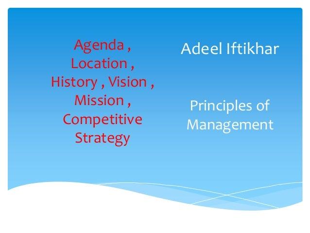 History of Khokar Hotel. What's their Vision & Mission. Idea behind Khokar Hotel. Their Competitive & Corporate Strategies...
