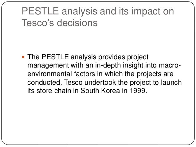 tesco pest analysis malaysia Pestle analysis on malaysia political: suitable business for malaysia according to the pestle analysis according to the pestle analysis on malaysia.