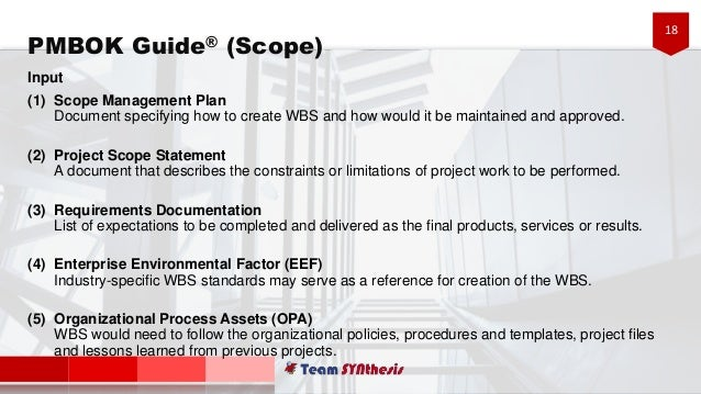 Project management body of knowledge scope for Pmbok lessons learned template