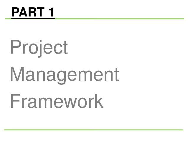 Project management essentials 3 day training program