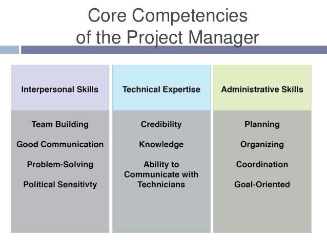 key management skills and competencies