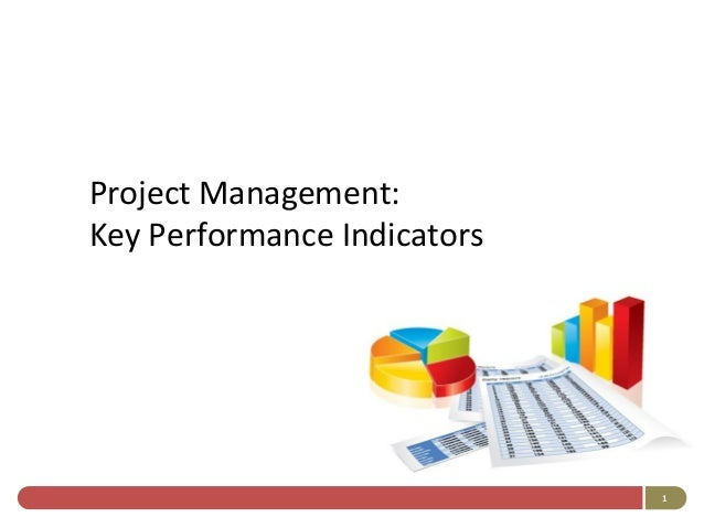 Project Management: Key Performance Indicators  1